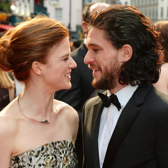 Kit Harington and Rose Leslie Are a Match Made in Westeros