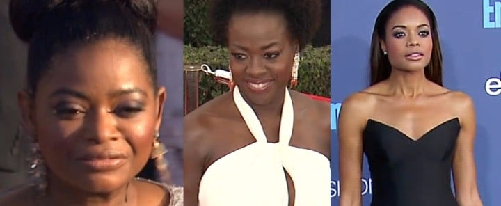 3 Black Actresses Just Made Oscars History