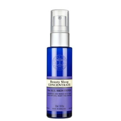 NYR Organic Beauty Sleep Concentrate Review