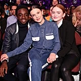 Millie Bobby Brown's March For Our Lives Denim Shirt
