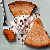 Sweet Potato Pie With Candied Nut Cream Pictures