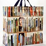 Bibilophile Shopping Bag