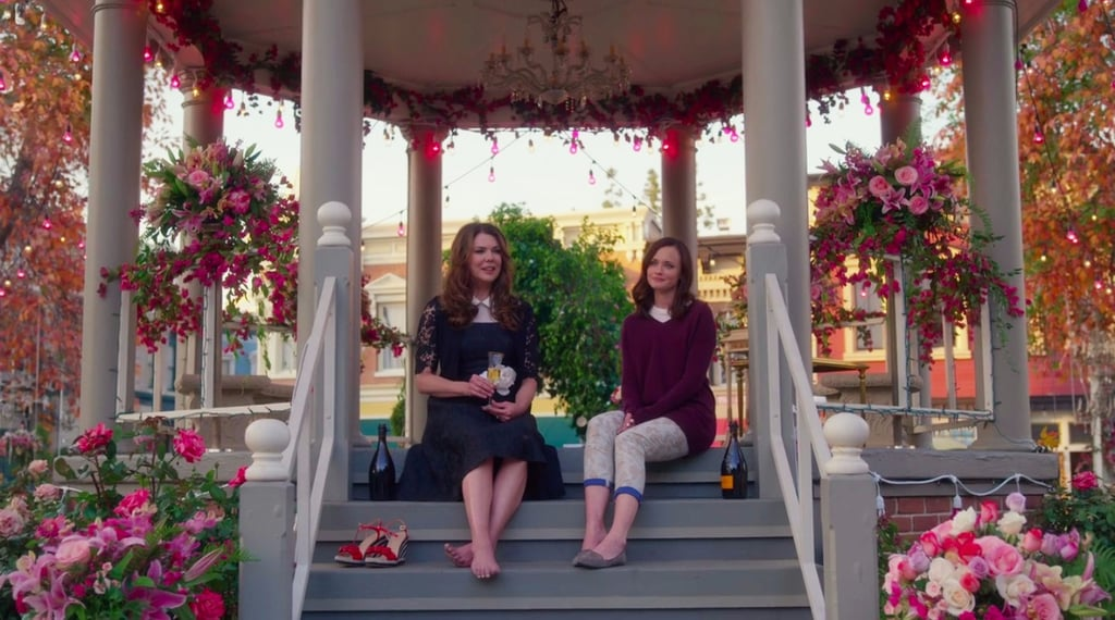 Who Is the Father of Rory's Baby on Gilmore Girls?