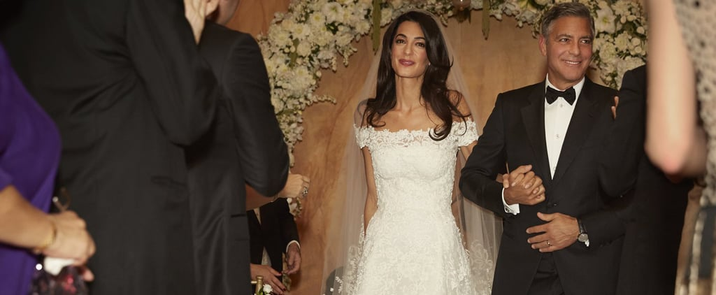 The Most Iconic Oscar de la Renta Wedding Gowns Ever Created
