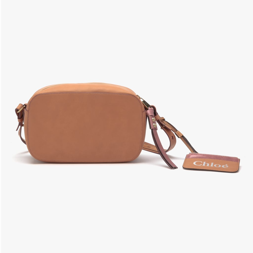 The Sam Small Coated Canvas Crossbody ($345, originally $776)