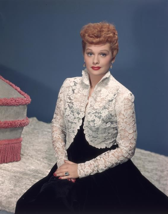 Lucille Ball 1950s Hairstyles Pictures Popsugar Beauty