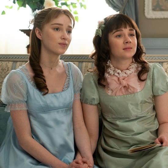 Eloise's Modern Shag Hairstyle on Netflix's Bridgerton