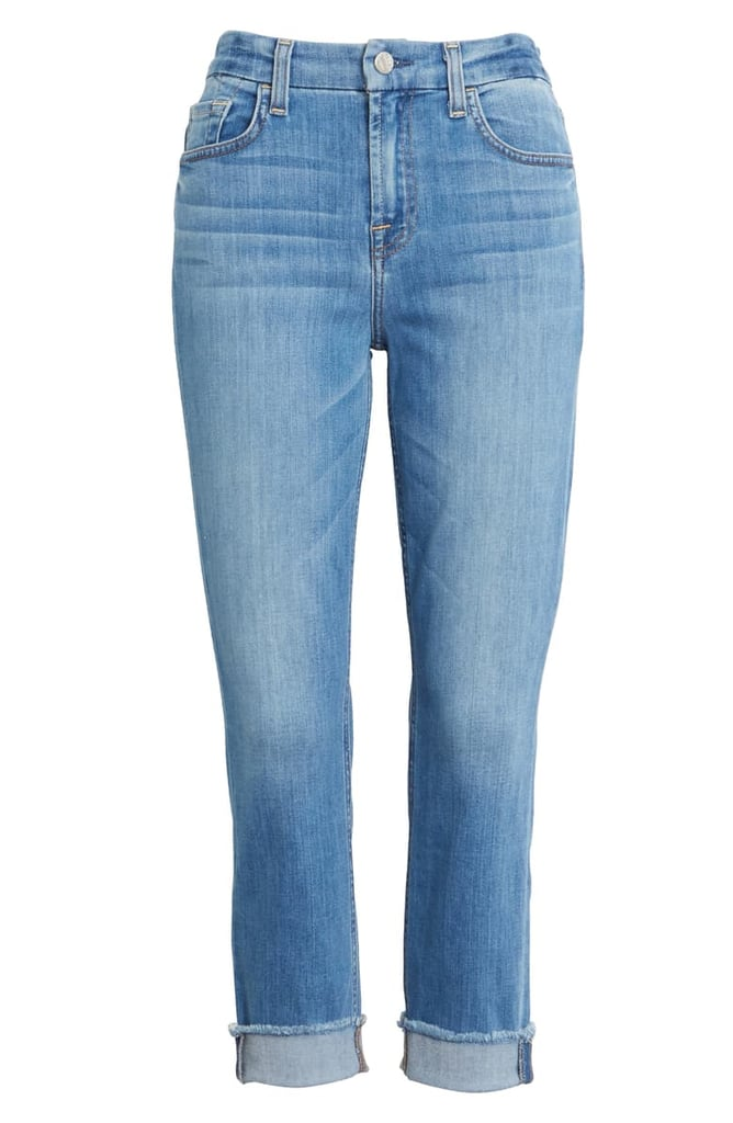 JEN7 by 7 For All Mankind Crop Skinny Jeans