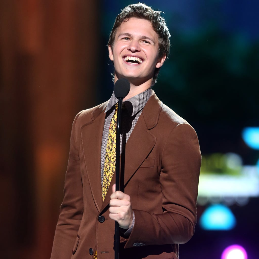 Who is ansel elgort dating 2014