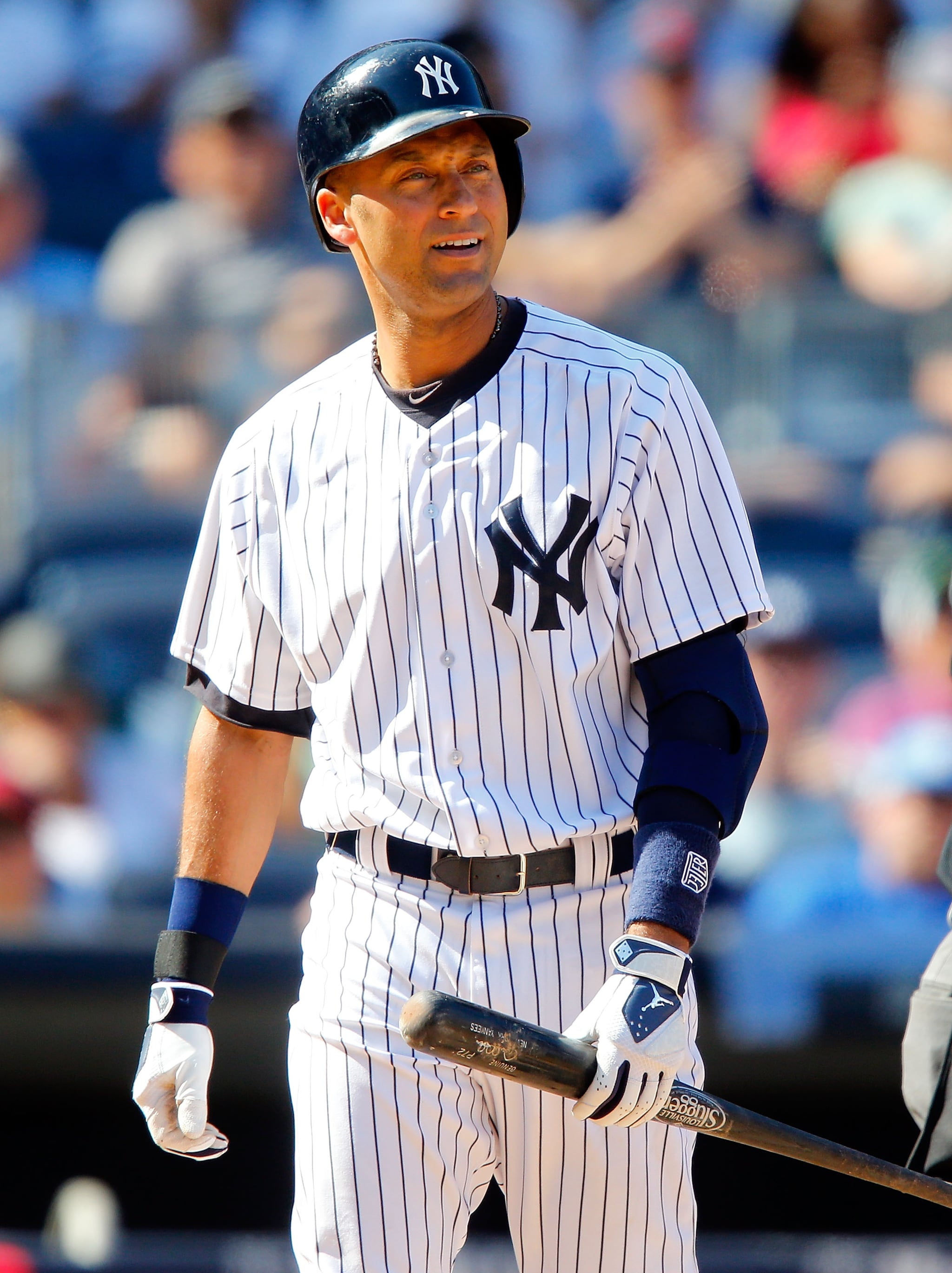 Even the Home Team Wears Pinstripes