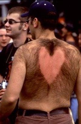 TREND WATCH: Body Hair Art