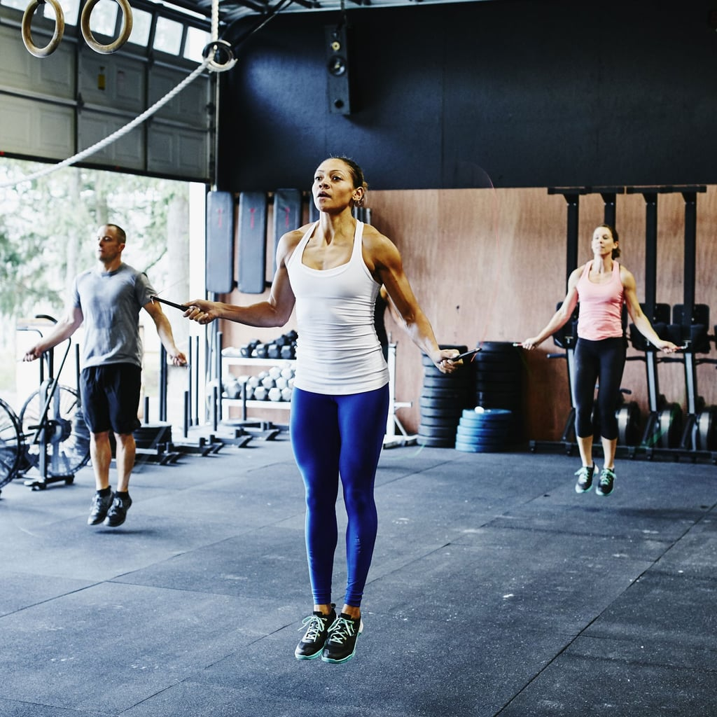 A Trainer Says This Is How Many Days a Week You Need to Do HIIT to Lose Weight
