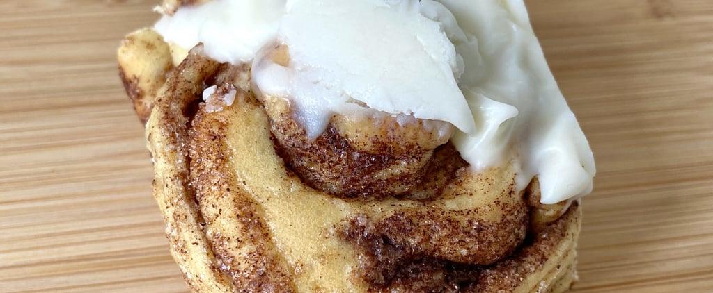 Copycat Cinnabon Cinnamon Roll Recipe with Photos