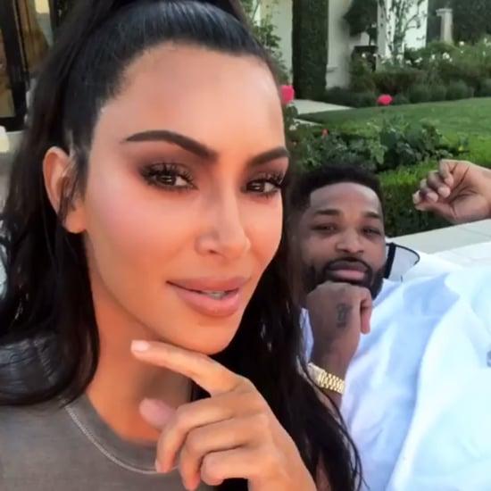 Tristan Thompson Unblocks Kim Kardashian on Instagram