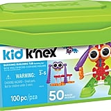 Kid K'Nex Budding Builders Tub Building Kit