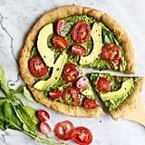 Entrée: Vegan Pizza