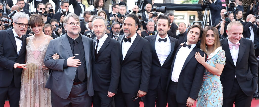 Mexican Actors at Cannes Film Festival 2017