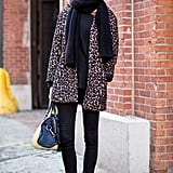 We never met a leopard coat we didn't like.