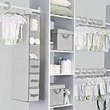 Delta Children Nursery Storage 48 Piece Set