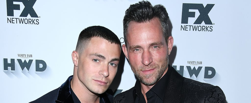 Colton Haynes and Jeff Leatham Break Up May 2018