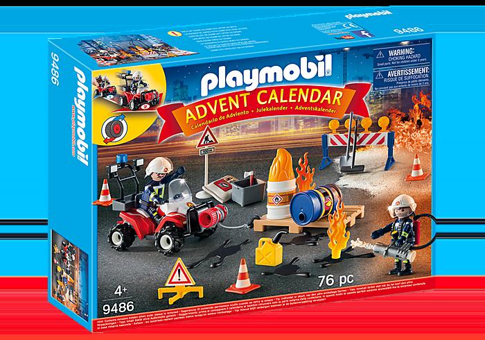 playmobil adventskalender 2019 feuerwehr