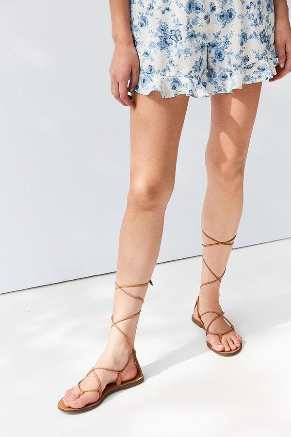 Affordable Sandals Popsugar Fashion