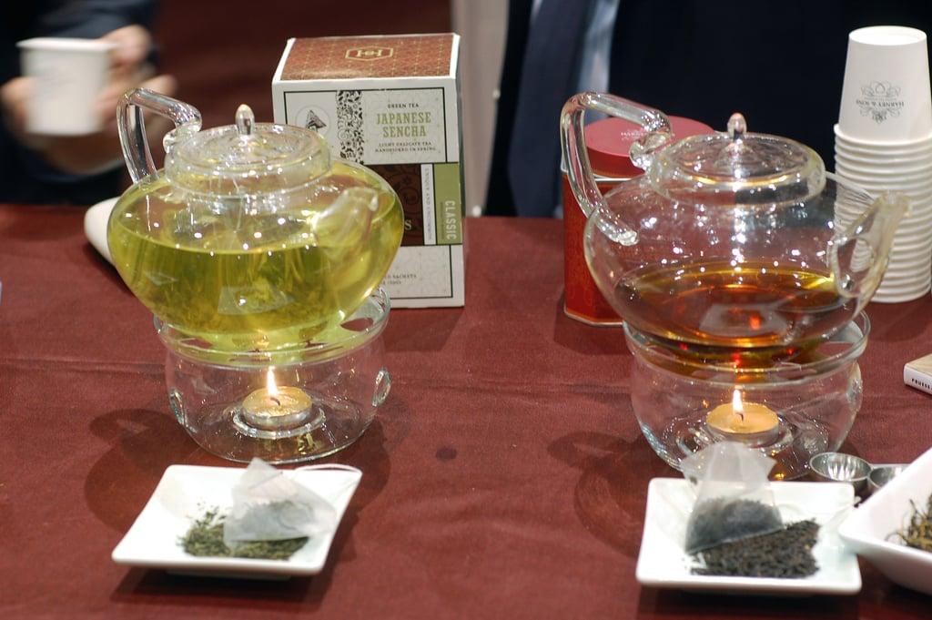 Tea Was Everywhere!