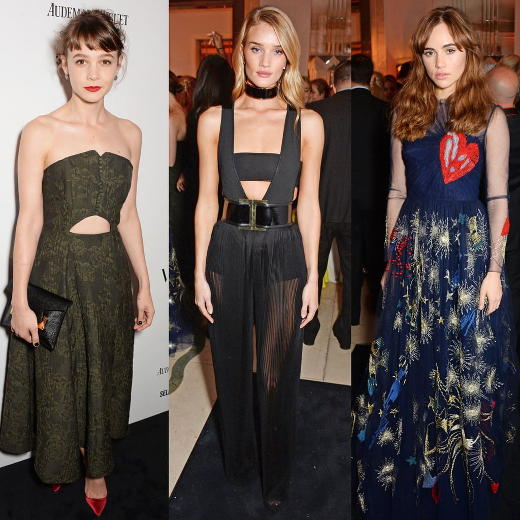 Who's the Best Dressed Lady in London?