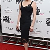 For a Good Time Call NYC Movie Premiere Pictures