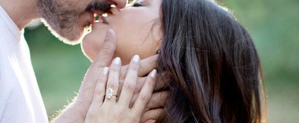 Jenna Dewan's Engagement Ring From Steve Kazee