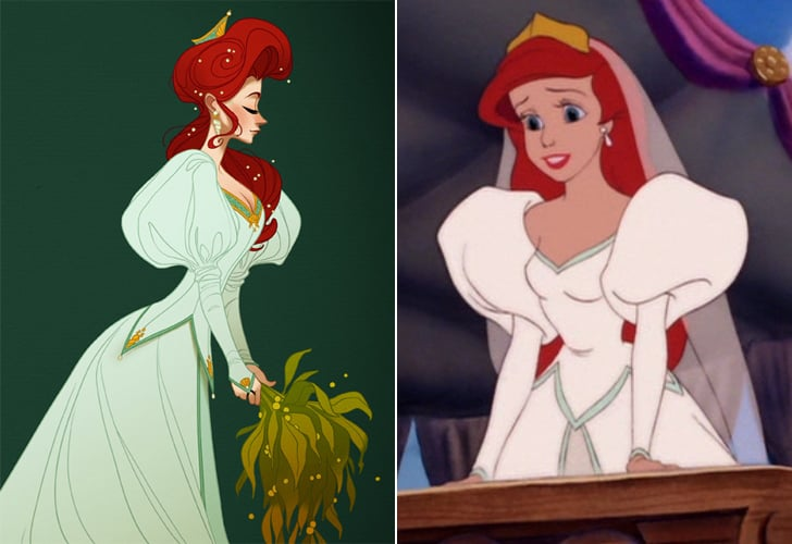 These Historically Accurate Disney Princesses Are STUNNING