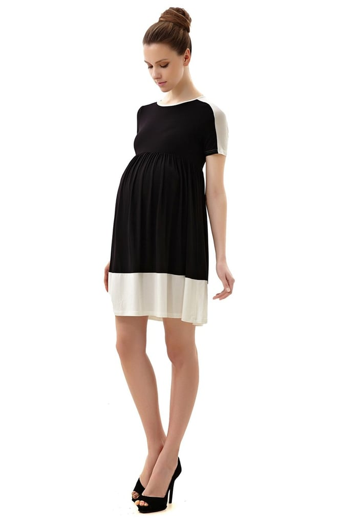 Kimi and Kai Maternity Skater Dress ($88)