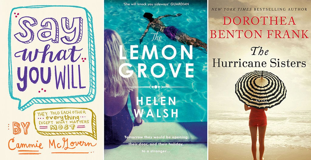 June is here, so hello, Summer reading! Poolside tanning, park picnics, and long flights are made even better with a book in hand — and POPSUGAR Love & Sex has 21 new books to check out.