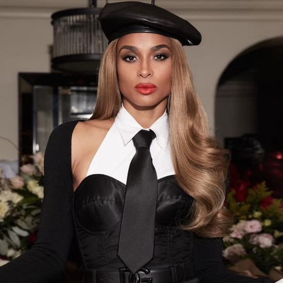 Ciara Wears a Vintage Dolce & Gabbana Outfit For Birthday