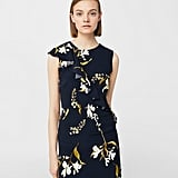 Command the board room in this floral dress from Mango ($80).