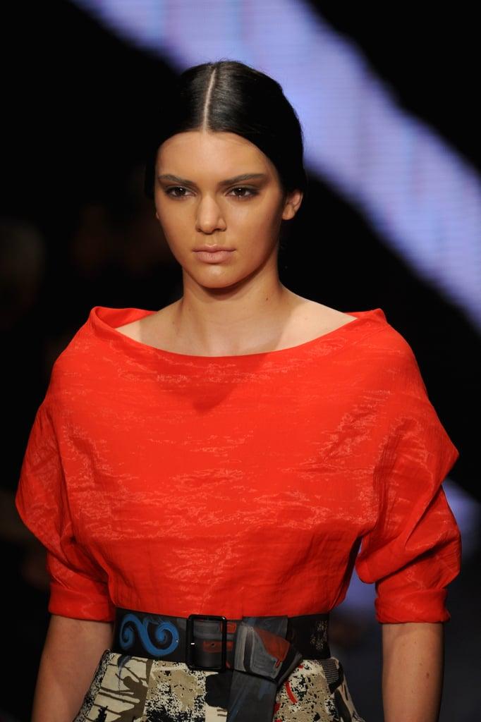 Sept. 8, 2014, Donna Karan Fall 2015 New York Fashion Week