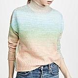 525 America Neon Melange Sweater