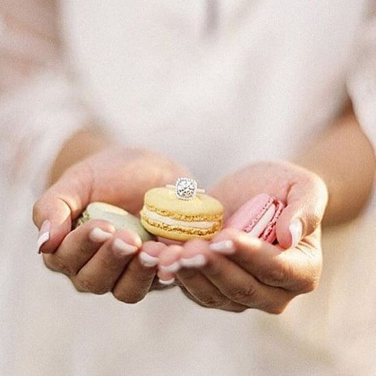 Stylish Engagement Ring Instagrams