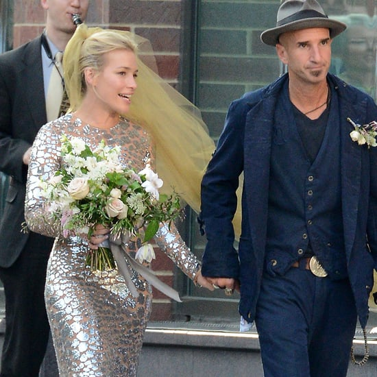 Piper Perabo Wedding Dress Designer