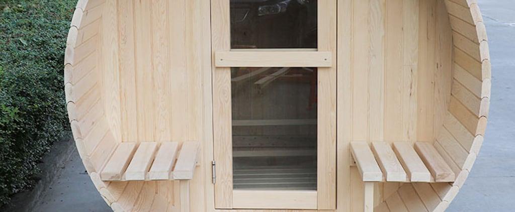 Best Outdoor Saunas on Amazon