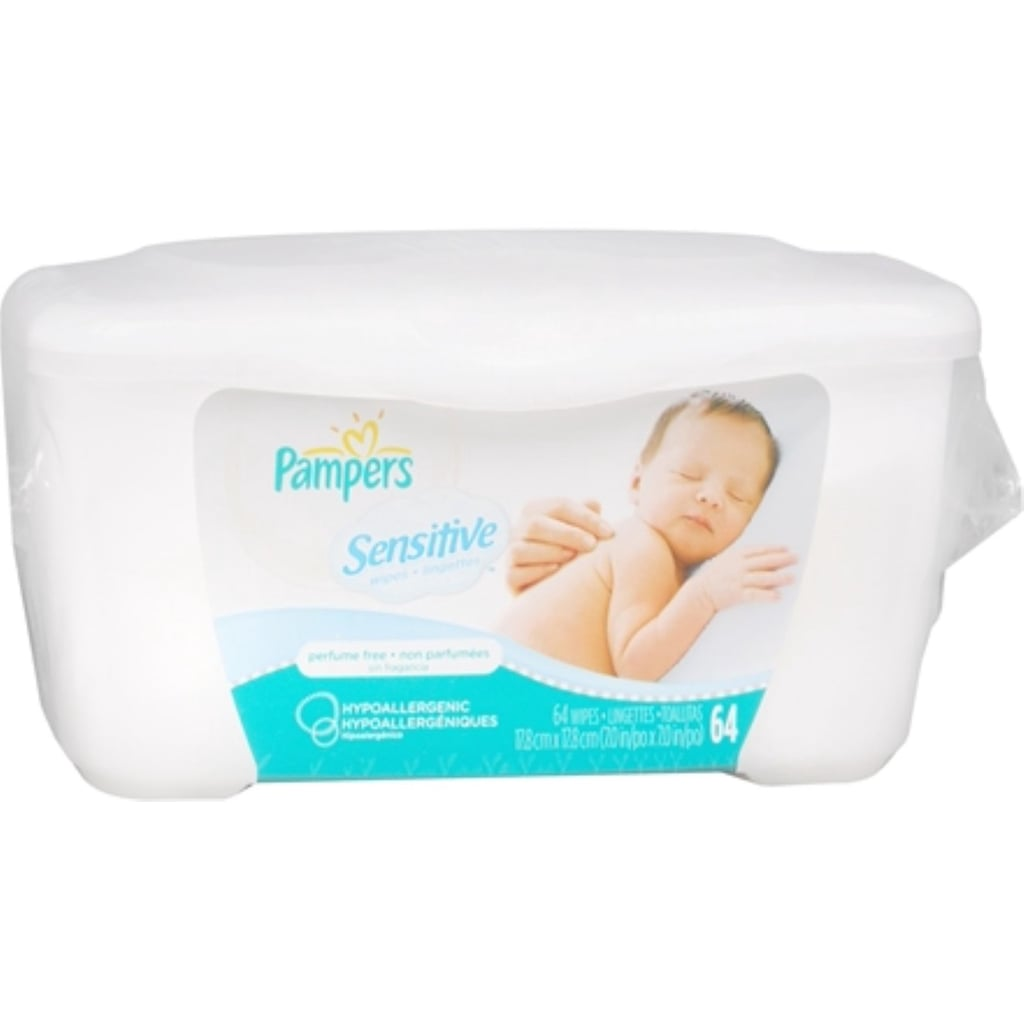 Pampers Sensitive Wipes