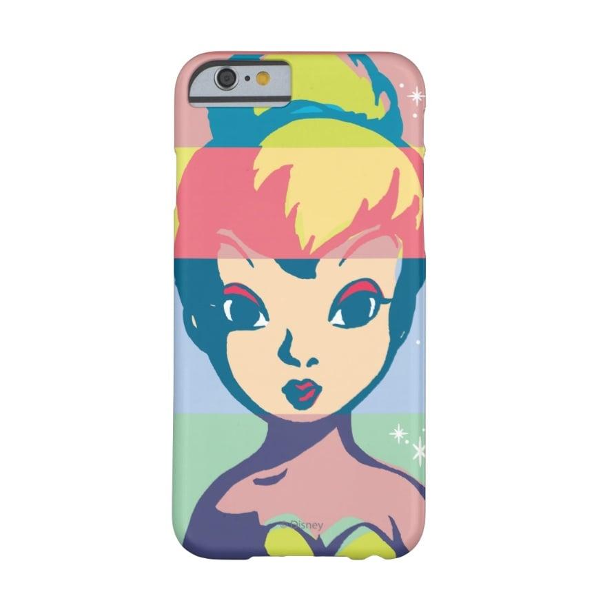 Retro Tinker Bell case ($42)