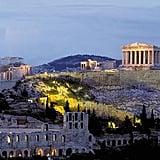 مدينة أثينا، اليونان