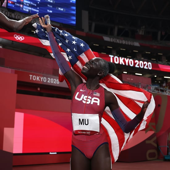 American Athing Mu Wins Gold Medal in 800m at 2021 Olympics