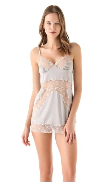 It's completely feminine and undeniably sexy, so how can you resist this Stella McCartney Selma Dancing Chemise ($300)?
