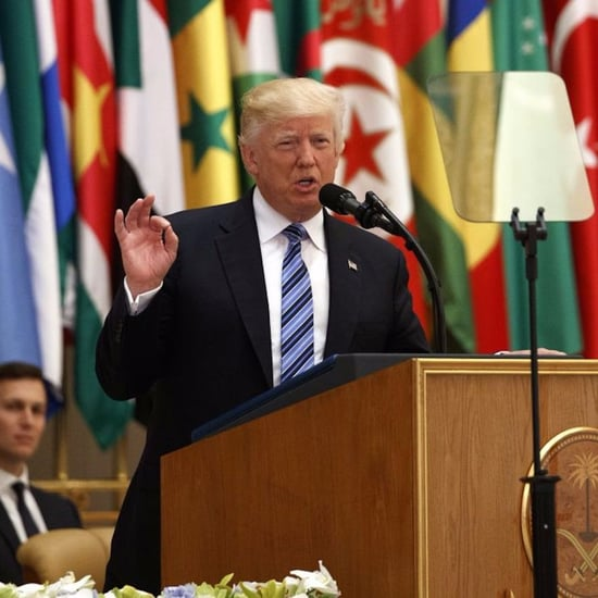 VIDEO: Watch Donald Trump Saudi Arabia Speech 2017