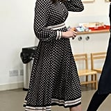 Kate Middleton's Kate Spade Dress Is Almost as Joyful as a Royal Engagement