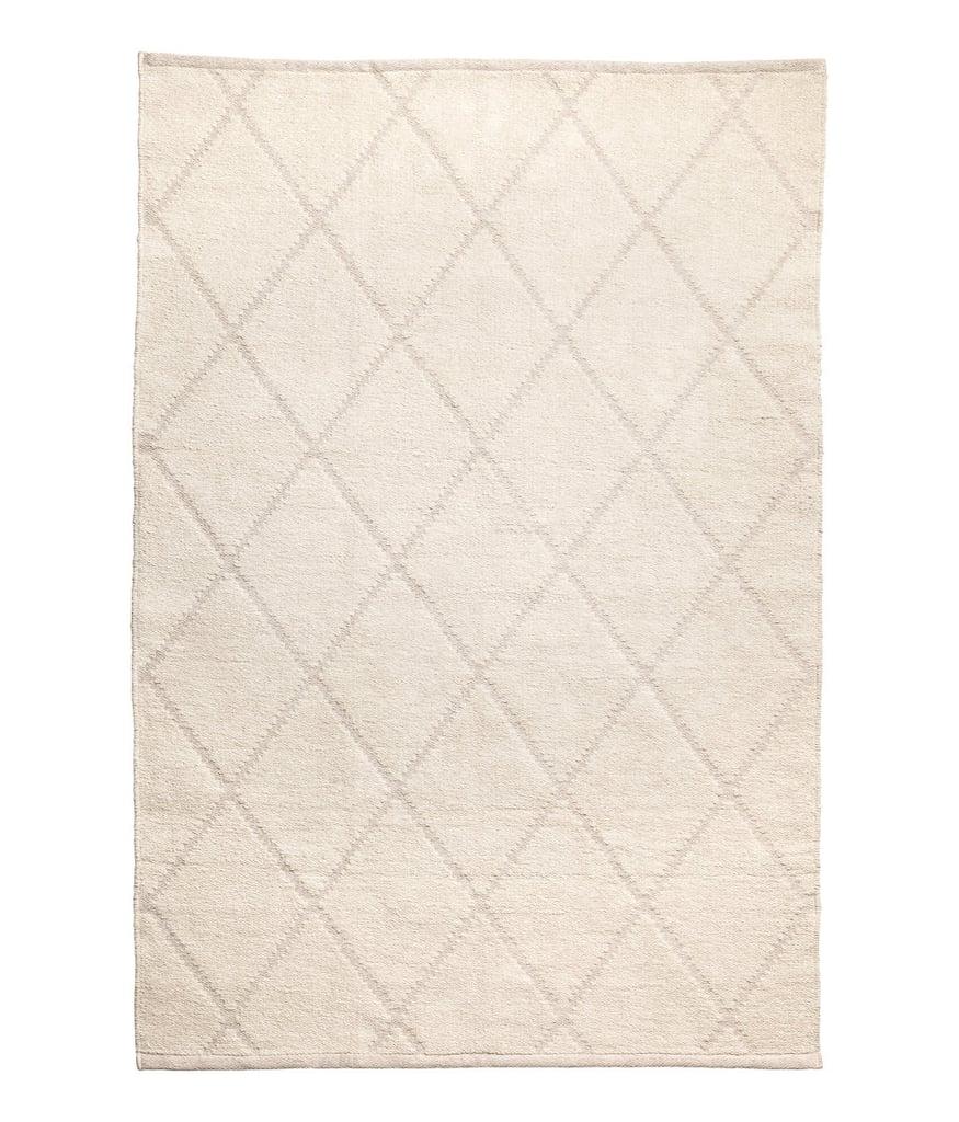 H&M Jacquard-Patterned Cotton Rug