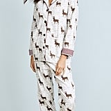 PJ Salvage Deerly Loved Flannel PJ Set