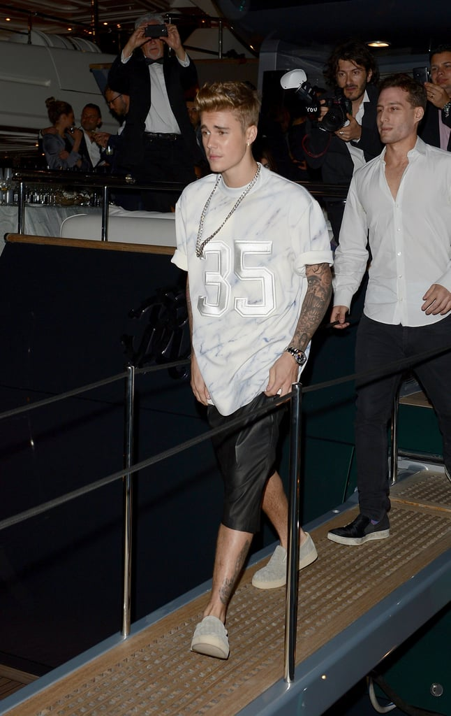 Justin Bieber Reignites Romance Rumors With a Victoria's Secret Model